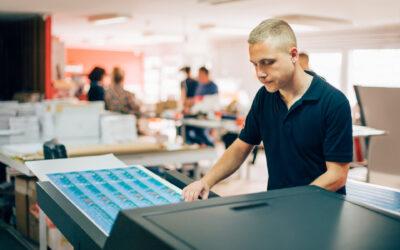 Druk cyfrowy to doskonały sposób na uzupełnienie oferty standardowej drukarni