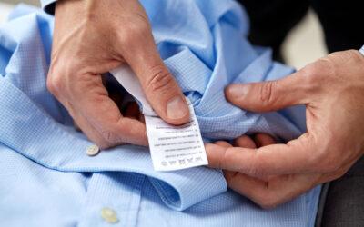 Taśmy nylonowe i satynowe do znakowania odzieży – dlaczego warto z nich korzystać?